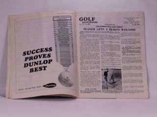 Golf Illustrated 1st July 1965