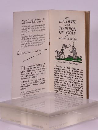 The Etiquette and Tradition of Golf