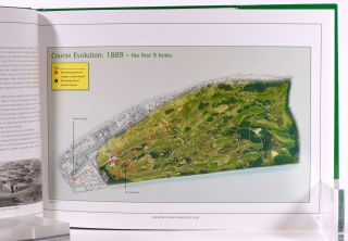 The Evolution of the Links at The Royal County Down Golf Club