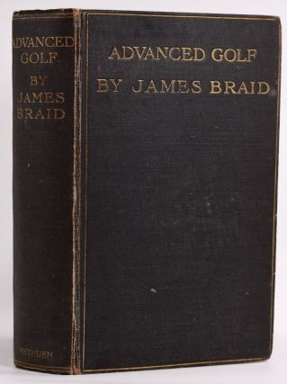 Advanced Golf. James Braid