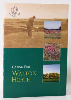 Caring for Walton Heath