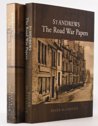 St Andrews The Road War Papers, + In The Footsteps of Old Tom Morris