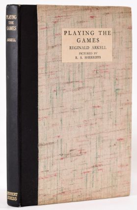 Playing the Games. Reginald Arkell