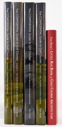 Confidential Guide to Golf Courses Volume 1 Great Britain & Ireland Volume 2 The Americas (Winter...