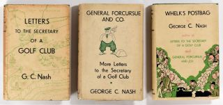 Letters to the Secretary of a Golf Club. George C. Nash