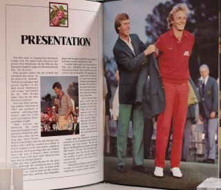The Masters 1985