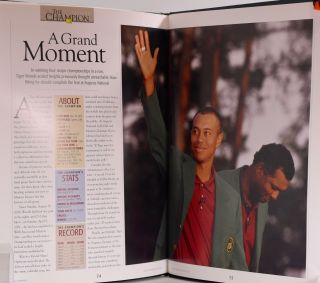 The Masters Annual 2001