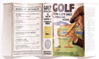 Golf From A New Angle: being letters from a scratch golfer to his son at college
