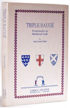 Triple Bauge, Promenades in Medieval. Fred Hawtree