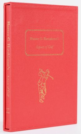 Aspects of Golf. Horace G. Hutchinson