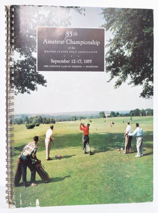 Amateur Championship of the United States of America Golf Association. United States Golf...
