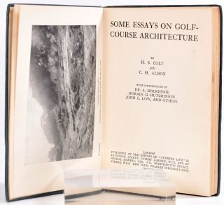 Some Essays on Golf-Course Architecture.