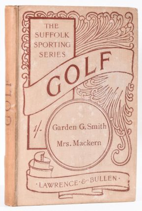 "Golf ""The Suffolk Sporting Series"" Garden G. Smith, Mrs Mackern"