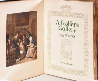 A Golfer's Gallery by Old Masters