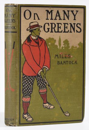 On Many Greens. Miles Bantock