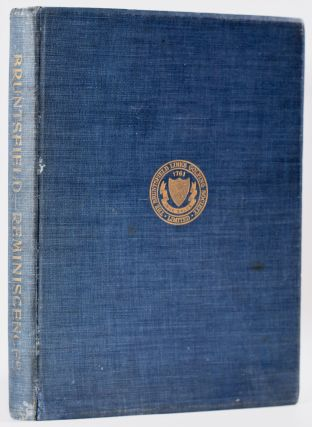 Reminiscenes of the Old Bruntsfield Links Golf Club 1866-1874. Thomas S. Aitchison, George Lorimer