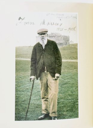 """Tom Morris of St Andrews """"The Colossus of Golf 1821-1908"""""""