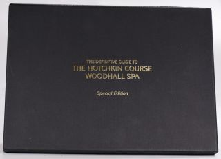 The Definitive Guide to the Hotchkin Course Woodhall Spa.