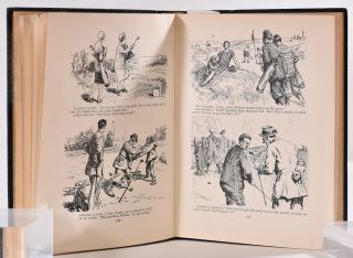 Mr Punch on The Links.; with 260 illustrations.